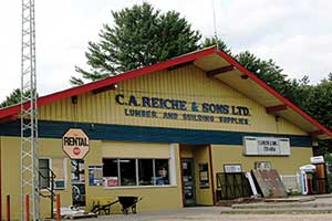 C.A. Reiche & Sons